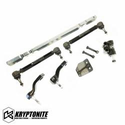 2017-2020- L5P VIN Code Y - KRYPTONITE PRODUCTS - Kryptonite Products - KRYPTONITE ULTIMATE FRONT END PACKAGE, for factory size outer tie rod ends (2011-2021)