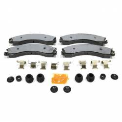 GM OEM Replacement Front Brake Pads (2011-2015)