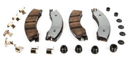 GM OEM Replacement Rear Brake Pads (2011-2015)